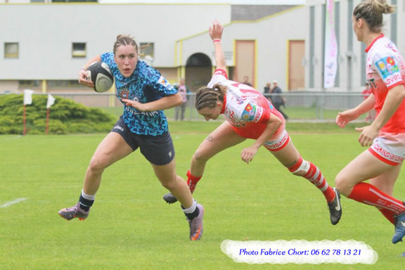 rugby féminin, rugby félin