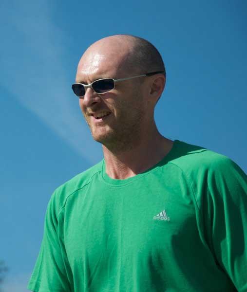 préparateur physique de rugby Tim Exeter