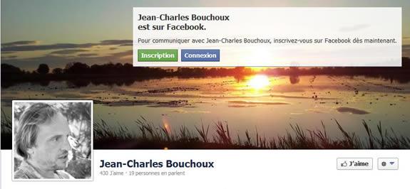 page Facebook de Jean-Charles Bouchoux