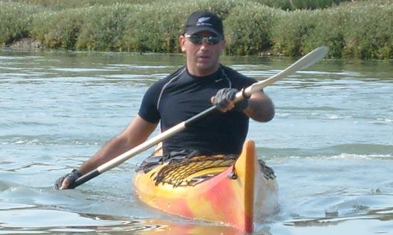 Photo de kayakiste