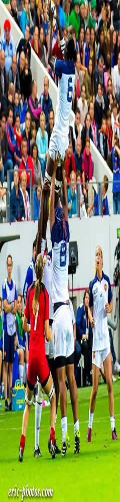 Rugby à XV féminin