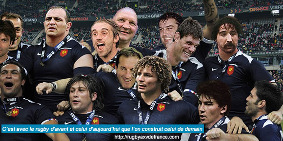 Équipe de France de rugby à XV
