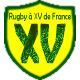 logo du site de Rugby à XV de France