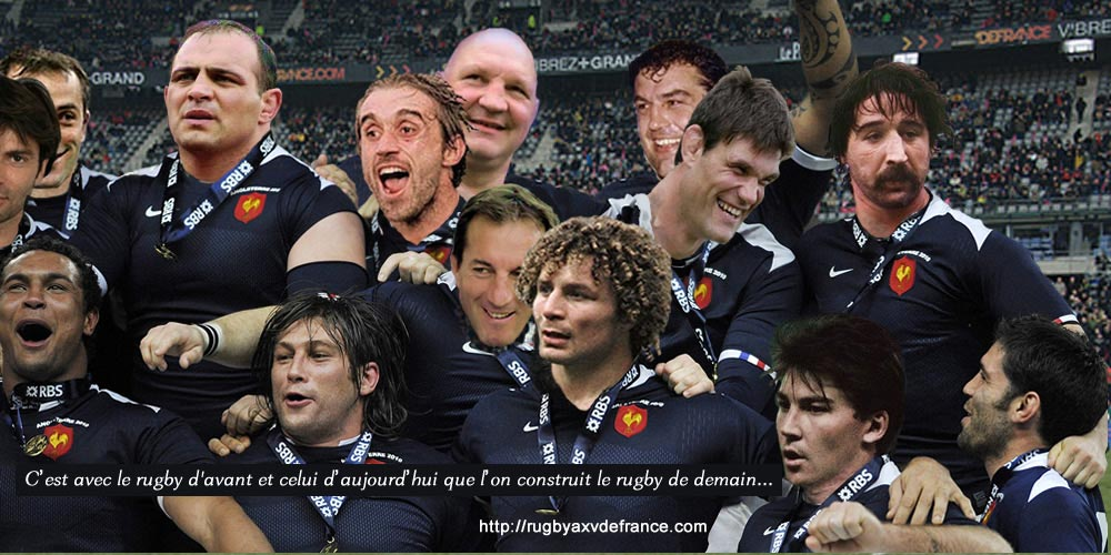 Rugby à XV de France