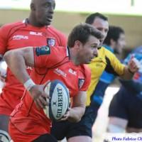joueur de rugby du Stade ToulousainVincent Clerc